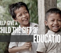 Opportunity Cambodia - Help give a child the gift of education
